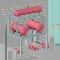Heat recovery and thermal oil systems